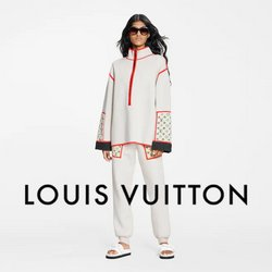 Louis Vuitton catalogue ( More than a month)