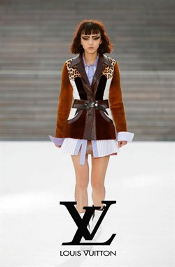 Luxury brands offers in the Louis Vuitton catalogue in Cape Town