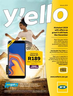 MTN deals in the Pretoria special