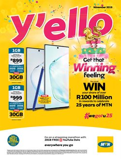 MTN deals in the Cape Town special