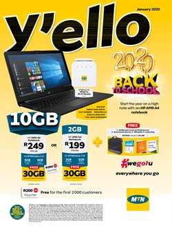 MTN deals in the Johannesburg special