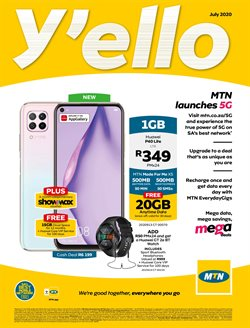 MTN catalogue in Port Elizabeth ( 22 days left )