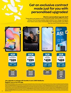 Huawei P30 Lite specials in MTN