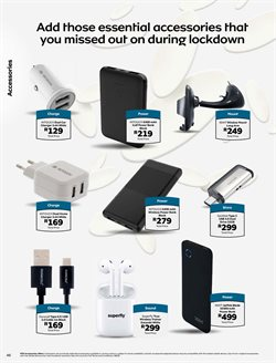 Chargers specials in MTN
