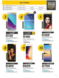 IPhone 8 offers in the MTN catalogue in Cape Town