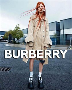 Burberry deals in the Johannesburg special