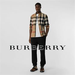 Luxury brands offers in the Burberry catalogue in Soweto