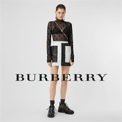 Luxury brands offers in the Burberry catalogue in Cape Town