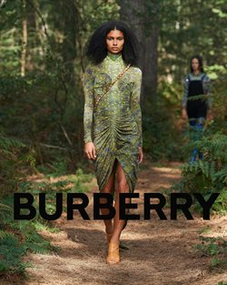Luxury brands offers in the Burberry catalogue in Port Elizabeth ( Expired )