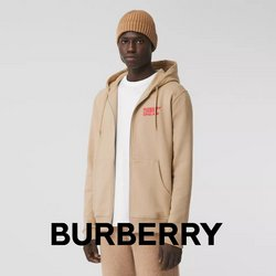 Luxury brands offers in the Burberry catalogue ( 20 days left)