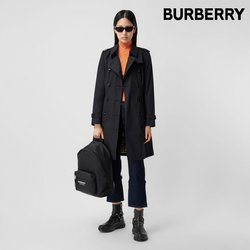 Luxury brands offers in the Burberry catalogue ( 5 days left)