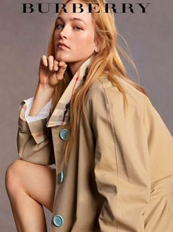 Luxury brands offers in the Burberry catalogue in Randburg