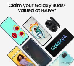 Samsung coupon in Pretoria ( 6 days left )