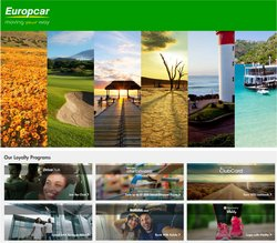 Europcar offers in the Europcar catalogue ( 30 days left)