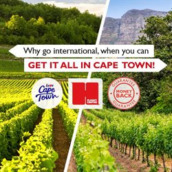 Travel offers in the Flight Centre catalogue in Cape Town ( 2 days left )