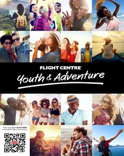 Flights offers in the Flight Centre catalogue in Cape Town