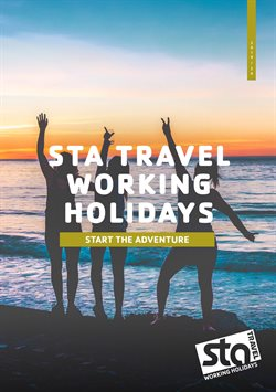 Travel offers in the Sta Travel catalogue in Cape Town