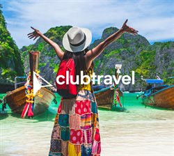 Travel offers in the Club Travel catalogue in Port Elizabeth