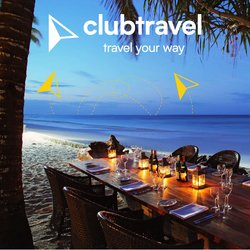 Club Travel offers in the Club Travel catalogue ( 20 days left)