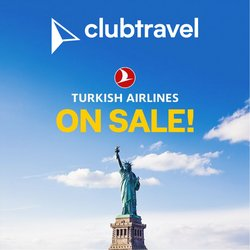 Travel offers in the Club Travel catalogue ( More than a month)