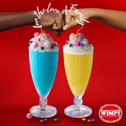Wimpy deals in the Cape Town special