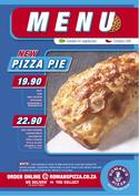 Restaurants offers in the Roman's Pizza catalogue ( 5 days left)