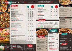 Restaurants offers in the Panarottis catalogue ( More than a month)