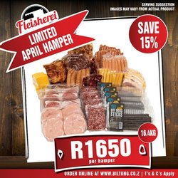 Restaurants offers in the Biltong catalogue in Secunda ( 1 day ago )