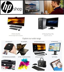 HP deals in the Johannesburg special
