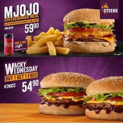 Steers offers in the Steers catalogue ( Expires today)