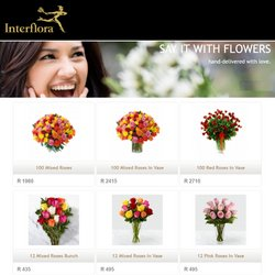 Interflora offers in the Interflora catalogue ( 28 days left)