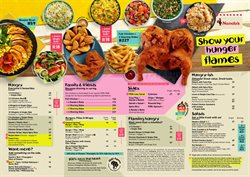 Restaurants offers in the Nandos catalogue in Durban