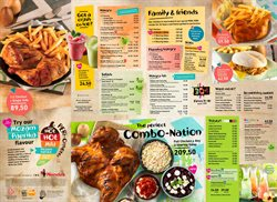 Restaurants offers in the Nandos catalogue in Randburg