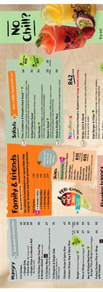 Restaurants offers in the Nandos catalogue in Khayelitsha