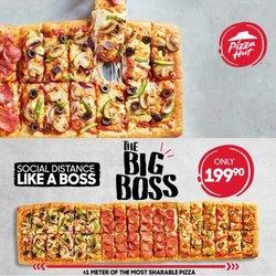 Pizza Hut catalogue ( Expired )
