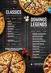 Domino S Pizza Promotions Specials May 2019