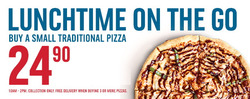 Domino's Pizza deals in the Cape Town special