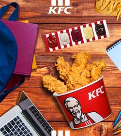 Restaurants offers in the KFC catalogue in Oudtshoorn