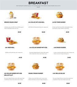Chips offers in the KFC catalogue in Cape Town
