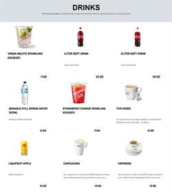 Water offers in the KFC catalogue in Cape Town
