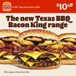 Burger King catalogue ( 26 days left )