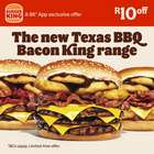 Burger King catalogue ( 4 days left )
