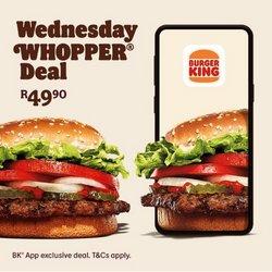 Burger King catalogue ( 16 days left)