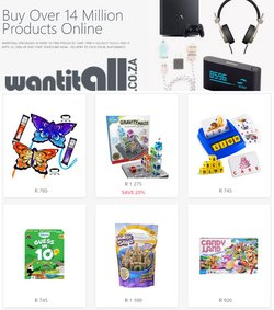 Books & Stationery offers in the WantItAll catalogue ( 21 days left)
