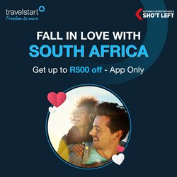 Travel offers in the TravelStart catalogue in Port Elizabeth ( Expires today )