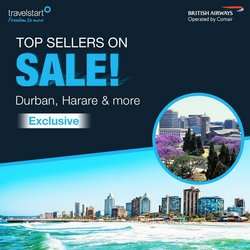 Travel offers in the TravelStart catalogue ( 4 days left )