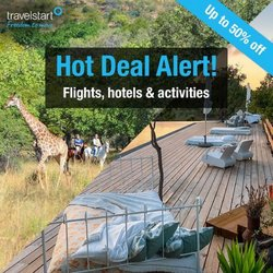 Travel offers in the TravelStart catalogue ( 11 days left)