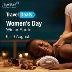 Travel offers in the TravelStart catalogue ( Published today)