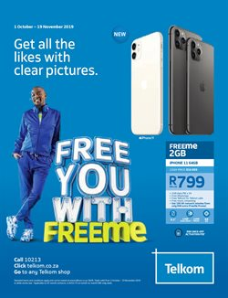 Telkom deals in the Cape Town special
