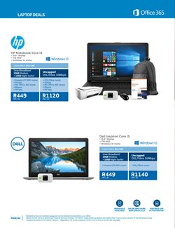 Printer specials in Telkom